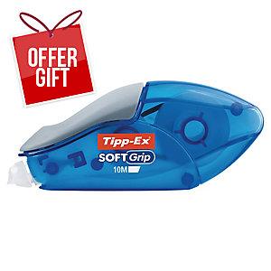 Tipp-Ex Soft Grip Correction Tape 4.2mm X 10M