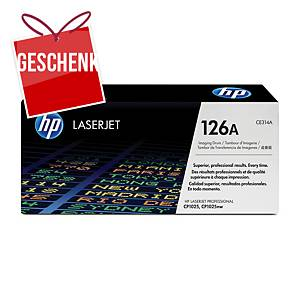 HP 126A (CE314A) Trommel für Laserdrucker, schwarz
