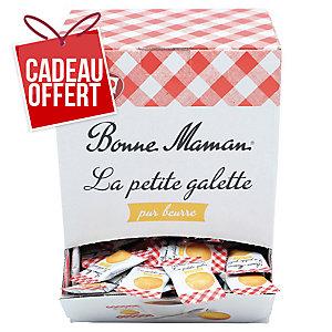 Petite galette Bonne Maman au beurre frais - boîte de 200 sachets