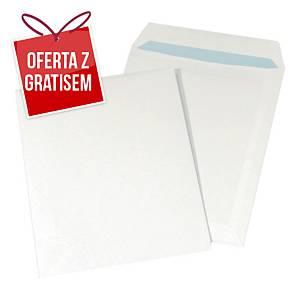 Koperty samoklejące C5 NC KOPERTY, białe, 50 sztuk