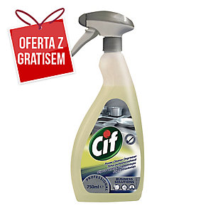 Preparat CIF Power Cleaner Degreaser, 750 ml