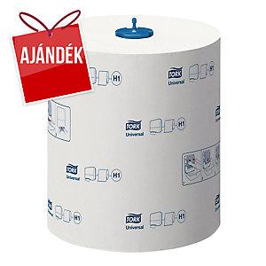 Tork 120059 Matic papírtörlők extra hosszú tekercsben, fehér,1-rét, 6 tekercs/cs