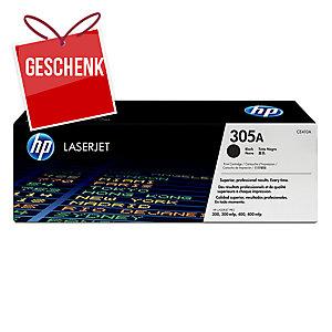 Toner HP CE410A, 2200 Seiten, schwarz