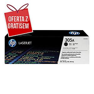 Toner HP 305A CE410A czarny