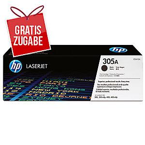 Toner HP CE410A, Reichweite: 2.200 Seiten, schwarz