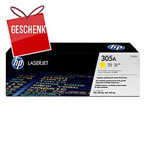 Toner HP CE412A, 2600 Seiten, yellow