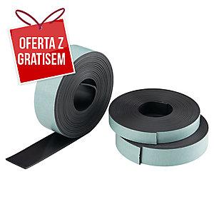 Taśma magnetyczna LEGAMASTER, 2,5 x 300 cm