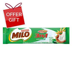 MILO MALT CHOCOLATE 3IN1 PACK OF 30