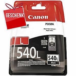 Canon Tintenpatrone PG-540XL HY, Reichweite: 600 Seiten, schwarz