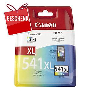 Canon Tintenpatrone Cl-541XL HY, Reichweite: 400 Seiten, dreifarbig