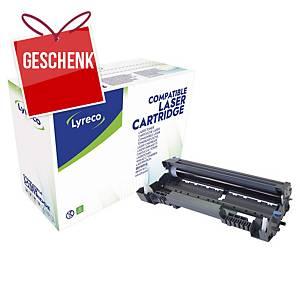 LYRECO kompatible Trommel BROTHER DR3200 für Laserdrucker schwarz
