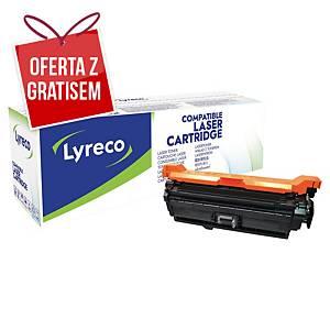 Toner LYRECO zamiennik HP 507A CE400A czarny