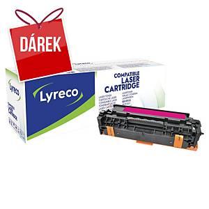 LYRECO kompatibilní laserový toner HP 305A (CE413A), magenta