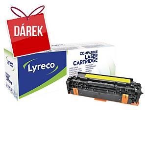 LYRECO kompatibilní laserový toner HP 305A (CE412A), žlutý
