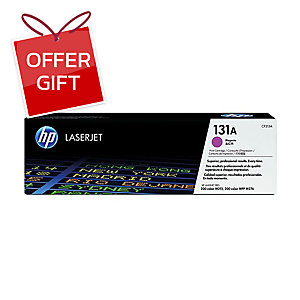 HP CF213A ORIGINAL LASER CARTRIDGE MAGENTA