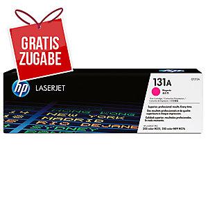 Toner HP CF213A, Reichweite: 1.800 Seiten, magenta