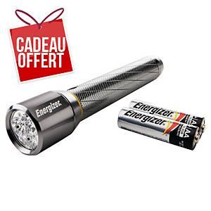 Torche Energizer Vision Metal 19 cm - 400 lm - portée 115 m