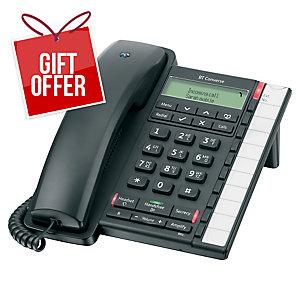 BT CONVERSE 2300 BUSINESS TELEPHONE BLACK
