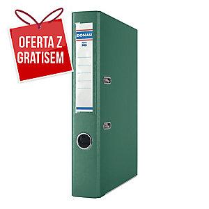 Segregator A4 DONAU Premium PP, 75 mm, zielony