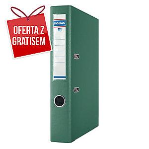 Segregator A4 DONAU Premium PP, 50 mm, zielony
