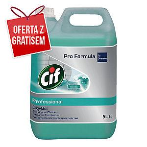 Płyn do czyszczenia CIF Oxy-Gel Ocean, 5 l