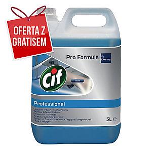 Płyn do mycia szyb CIF Window & Multi Surface, 5 l