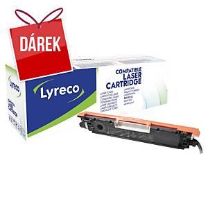 LYRECO kompat. laserový toner HP 126A (CE310A)/ CANON CRG-729 (4370B002), černý