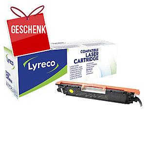Lyreco Laser Toner kompatibel mit HP CE312A/Canon 729 Y