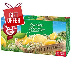 BX20 TEEKANNE GARDEN SELECTION TEA 2,5G