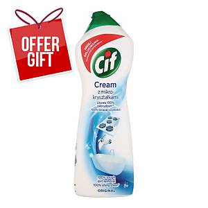 CIF 8816209 CREAM CLEANER NORMAL 700ML