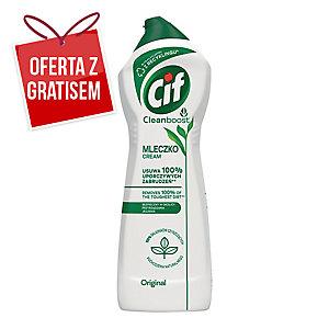 Mleczko do czyszczenia CIF, 780 ml