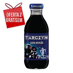 Nektar czarna porzeczka TARCZYN, zgrzewka 15 butelek x 0,3 l