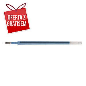 Wkład do długopisu żelowego RYSTOR Boy Gel EKO, czarny
