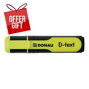 DONAU 7358001PL-11 H/LIGHTER YELLOW