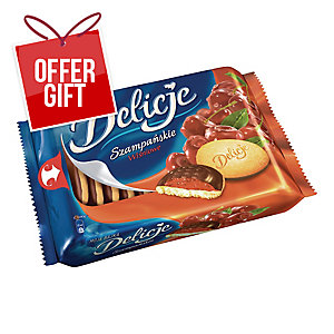 DELICJE CAKES CHERRY 294G