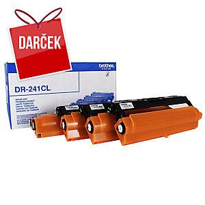 BROTHER valec pre laserové tlačiarne DR241CL čierny