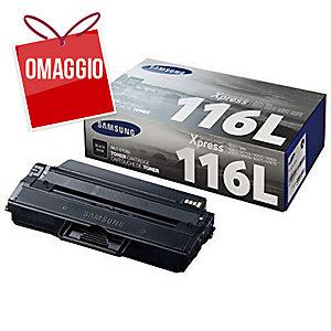 Toner laser Samsung SU828A MLT-D116L 3K nero