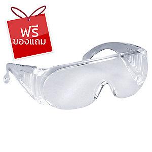 3M แว่นตานิรภัยครอบแว่นสายตา 1611 เลนส์ใส