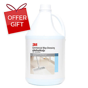 3M COMMERCIAL MOP DRESSING 3800 MILLILITERS