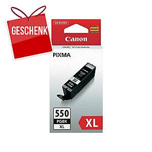 Canon PGI-550XL PGBK Tintenpatrone schwarz