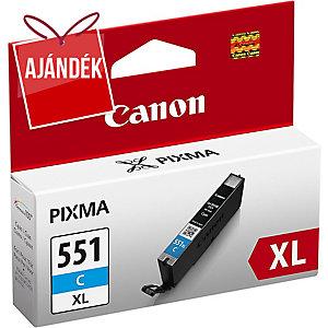Canon CLI-551XL nyomtatópatron ciánkék