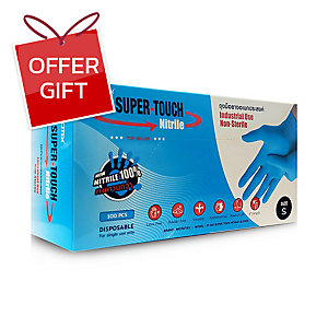 MICROTEX GLOVES NITRILE PAIR LARGE PACK OF 50