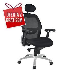 Krzesło NOWY STYL Proflex, czarne