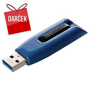USB KĽÚČ VERBATIM V3 MAX USB 3.0 64 GB
