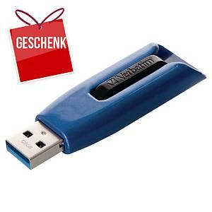 Verbatim V3 MAX USB 3.0 Stick 128 GB