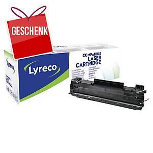 LYRECO kompatibler Lasertoner CANON CRG-728 (3500B002) schwarz