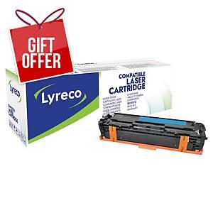 LYRECO LAS CART COMP HP CF211A MFP
