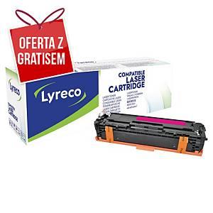 Toner LYRECO zamiennik HP 131A CF213A magenta