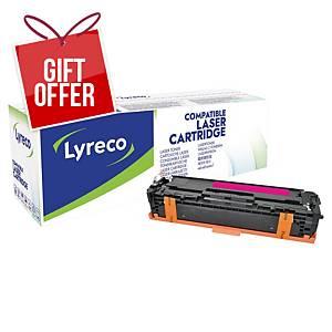 LYRECO LAS CART COMP HP CF213A MFP