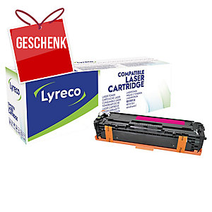 Lyreco Laser Toner kompatibel mit HP CF213A magenta